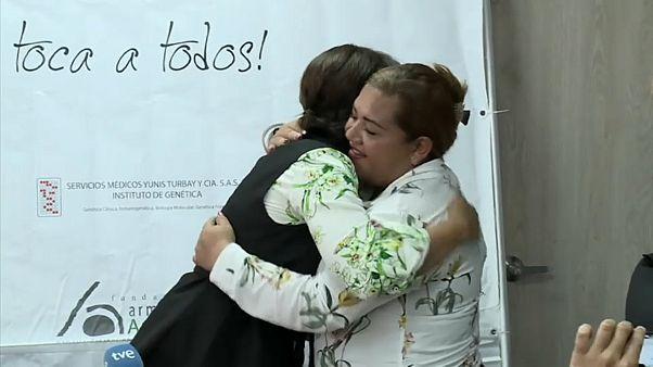 Разлучённые стихией сёстры нашли друг друга через 34 года