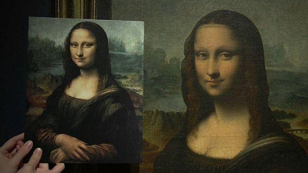 """Sotheby's выставляет на торги точную копию """"Джоконды"""""""