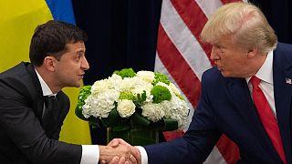 Beyaz Saray, Trump ile Zelenskiy'in ilk görüşmesinin metnini yayımladı: Biden konusu geçmiyor