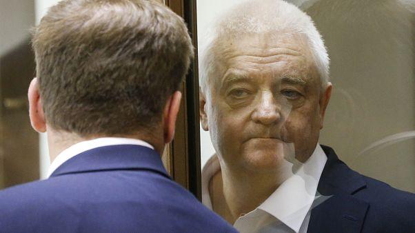 Moskova'nın casus olmakla suçladığı Norveç vatandaşı Frode Berg