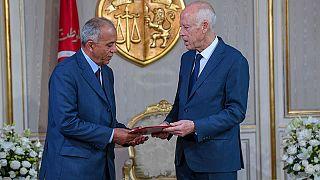 الرئيس التونسي قيس سعيد يكلف الحبيب جملي لتشكيل الحكومة