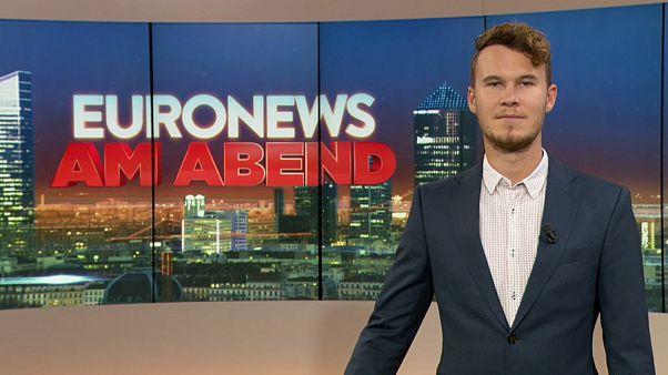 Euronews am Abend   Die Nachrichten vom 15.11.2019