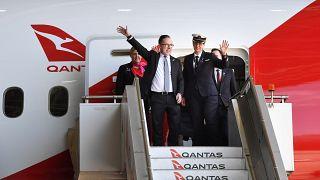 کانتاسایر رکورد طولانیترین پرواز تجاری جهان را بار دیگر به نام خود زد