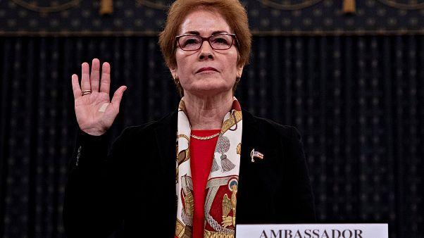 Ucrainagate, sentita la ex ambasciatrice Usa Yovanovitch
