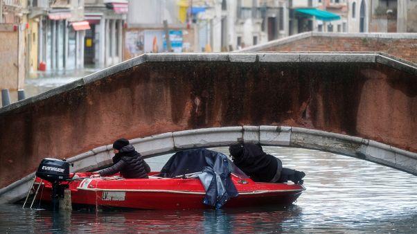 Venezia ancora allagata: picco di 154cm. Settimana da record