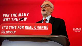 جيريمي كوربن حزب العمال البريطاني