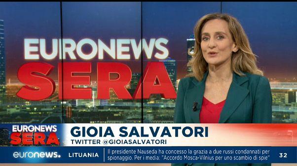 Euronews Sera | TG europeo, edizione di venerdì 15  novembre 2019