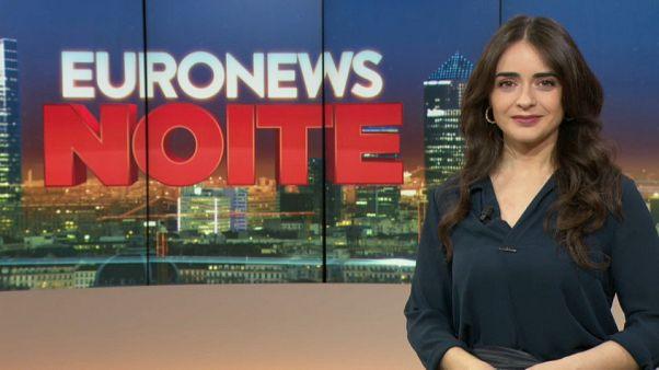 Euronews Noite | As notícias do Mundo de 15 de novembro de 2019
