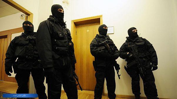 اوکراین فرمانده نظامی ارشد داعش را دستگیر کرد
