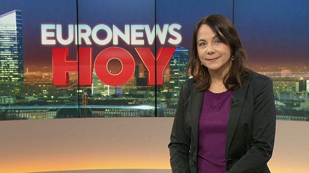 Euronews Hoy | Las noticias del viernes 15 de noviembre de 2019