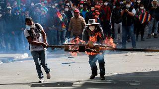 Протесты в Боливии: новые жертвы