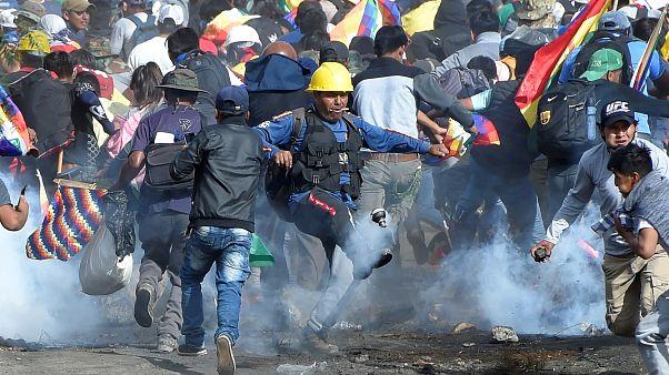 Reuters / Danilo Balderrama
