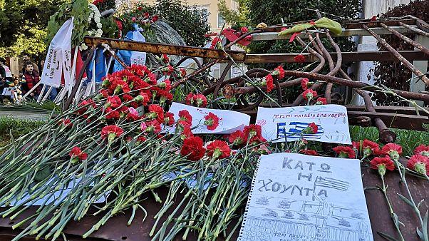 Πολυτεχνείο: Κλίμα συγκίνησης στην επέτειο των 46 χρόνων - Κορυφώνονται οι εκδηλώσεις μνήμης