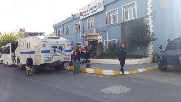 Mardin'de HDP'li Mazıdağı, Savur ve Derik Belediyelerine kayyum atandı.