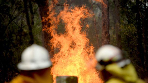 Αυστραλία: Μεγάλη μάχη με τις δεκάδες φωτιές
