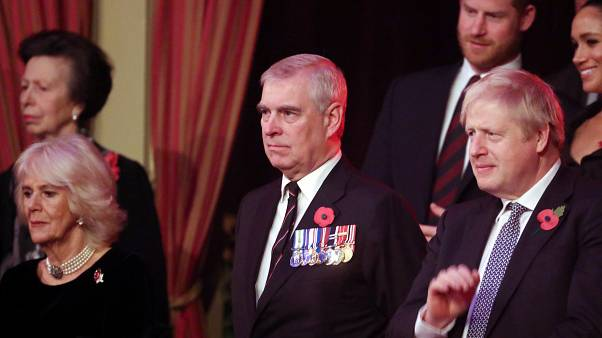 Full statement: Prince Andrew explains why he's quitting public duties
