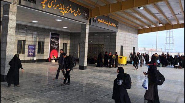 اعتراضات در ایران و عراق؛ گذرگاه مرزی شلمچه بسته شد