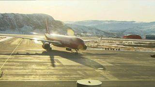 Grönland Kangerlussuaq Havalimanı