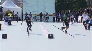 El 10º Open Internacional de Slalom de Shanghai