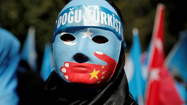 چین به ایالات متحده درباره مصوبه کنگره علیه سرکوب مسلمانان اویغور هشدار داد