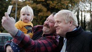 Sondagem dá larga vantagem a Boris Johnson