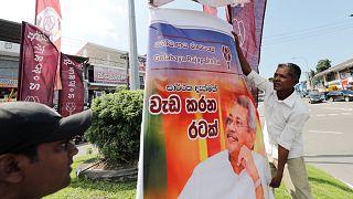 Wahlen in Sri Lanka