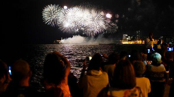 Havana celebra 500 anos