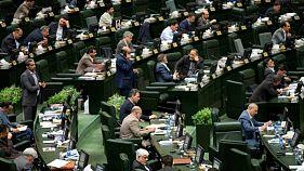 نمایندگان در مجلس ایران