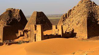 شاهد: السودان تعول على أهراماتها لجذب السياحة