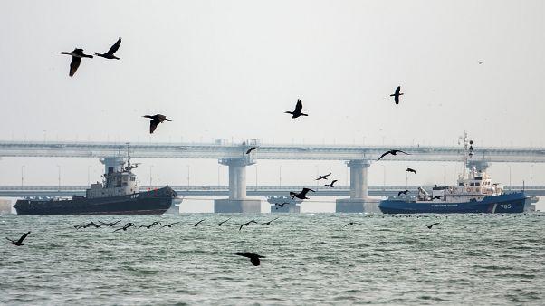 Medien: Russland gibt der Ukraine drei Marineboote zurück