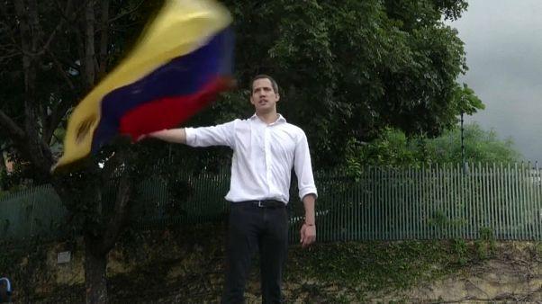 """Guaidó propone una """"protesta sostenida"""" para forzar un cambio de Gobierno"""