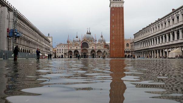 Venecia corre peligro de perder su estatuto de Patrimonio Cultural de la Humanidad