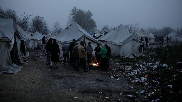 تیراندازی شبانه پلیس کرواسی به سوی مهاجران غیرقانونی