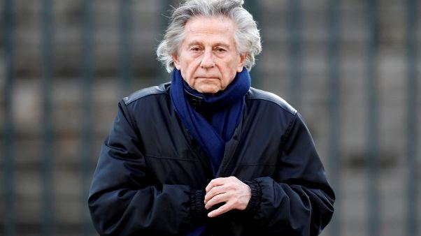 Film director Roman Polanski in Paris, France, December 9, 2017.