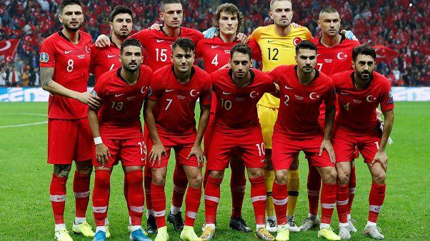 Euro 2020'ye gitmeye hak kazanan milliler son sınavında Andorra karşısında