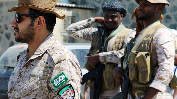 Yemen sınırında iki Suudi Arabistan askeri öldürüldü