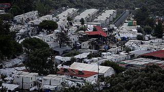 Baby dies in Moria migrant camp, MSF reveals