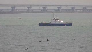 Kercsi incidens: visszaszolgáltatja az ukrán hajókat Oroszország