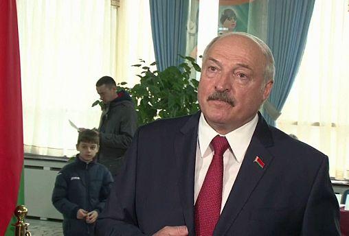 Лукашенко вновь идет на выборы