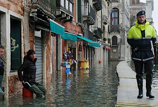 Florence et Pise en état d'alerte en raison de pluies diluviennes