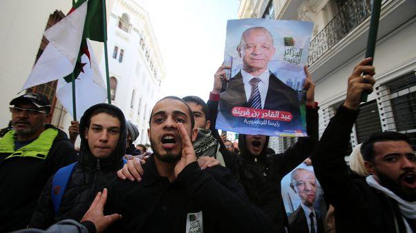 Trotz Protesten: Wahlkampf in Algerien hat begonnen