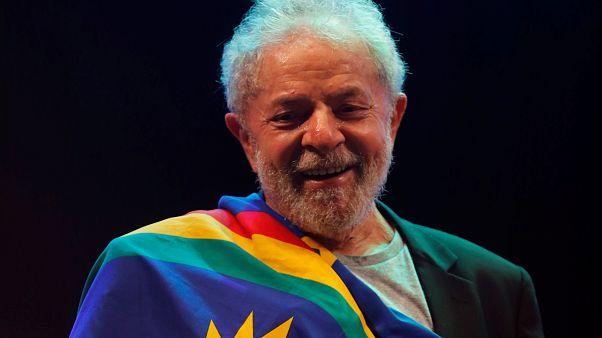الرئيس البرازيلي الأسبق لويس إيناسيو لولا دا سيلفا