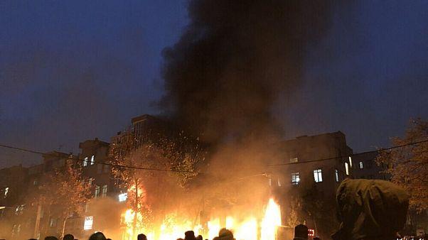 اعتراض ها در ایران