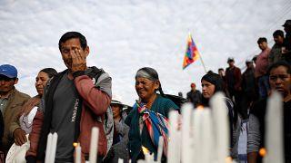 Straßenblockaden in Bolivien: Lage spitzt sich nach Morales Rücktritt zu