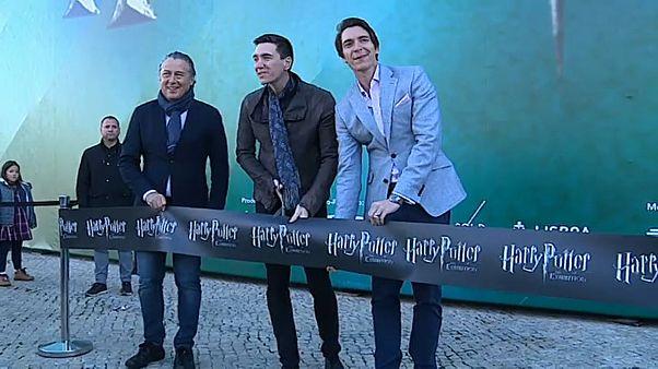 Mundo de Harry Potter chega a portugal