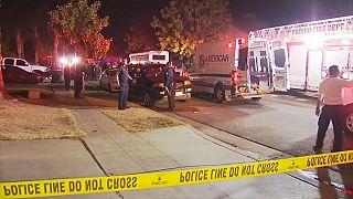 أربعة قتلى في إطلاق نار في حديقة منزل في كاليفورنيا