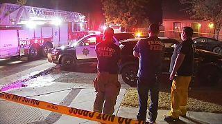 Schießerei in Kalifornien: 4 Tote - sie schauten gerade Football im TV