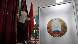 Оппозиция не прошла в белорусский парламент