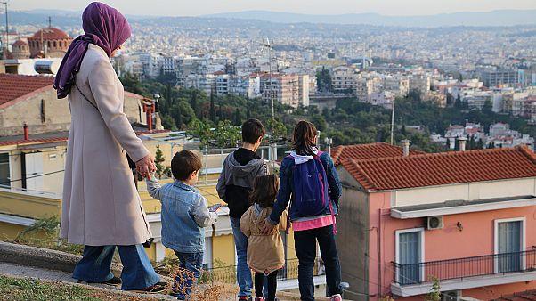 Verfolgt und vertrieben: Tausende Türken finden Schutz in Griechenland