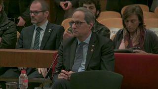Новый судебный процесс в Каталонии